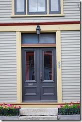door grey