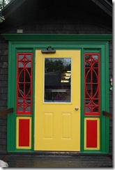 yelllow door mahone bay
