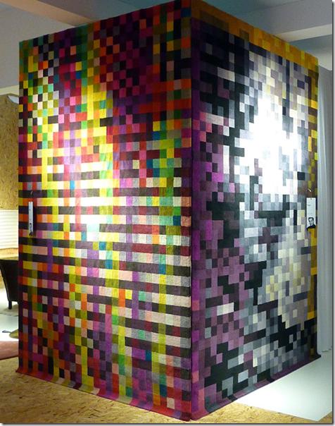 pixel carpets