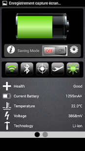 Battery Protect Pro - screenshot