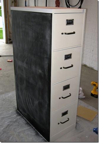 Cabinet Full