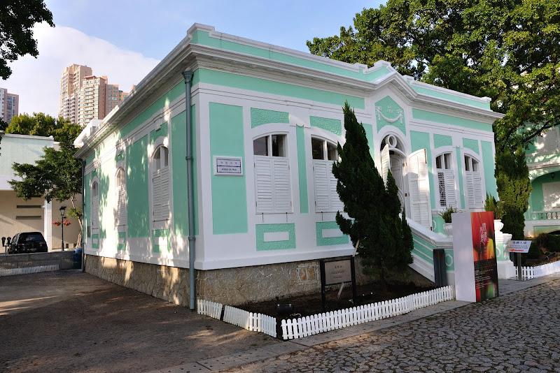 Travel Blog: Day 3 : Taipa House Museum 龍環葡韻住宅式博物館, Church ...
