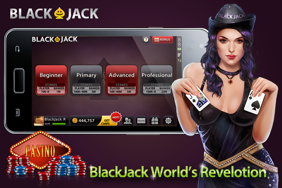 BlackJack 21— Free live Casino Screenshot 1