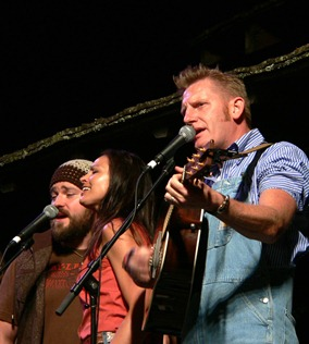 zac joins Rory Feek and Joey Martin