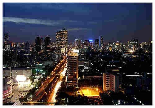 صور ليليه لمدينة بانكوك