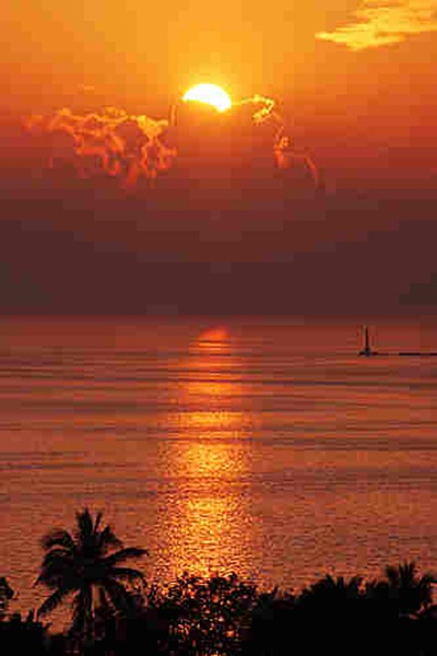جزيرة كوساموي تايلند