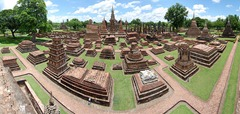 مواقع تاريخية في تايلاند