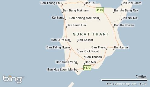 صورة الخريطة