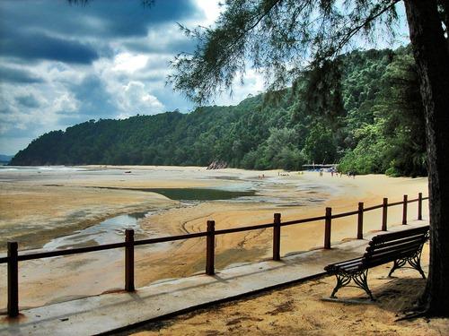 شواطئ ماليزيا