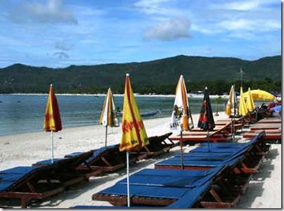 جزيرة كوساموي التايلاندية