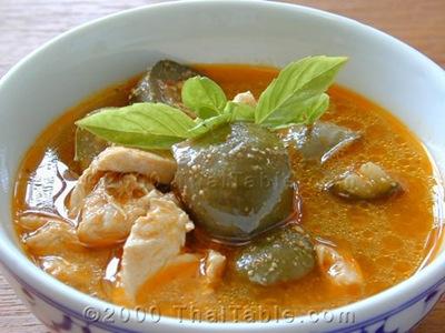 5Chicken Curry