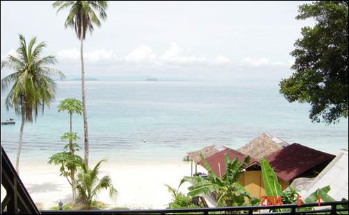جزيرة برهنتيان شرق ماليزيا Berhentian Island