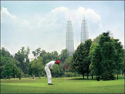 صور البرجين ماليزيا