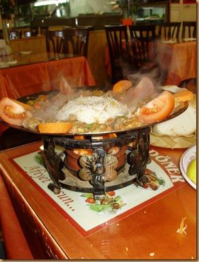 Makanan Turki ( x ingat nama)