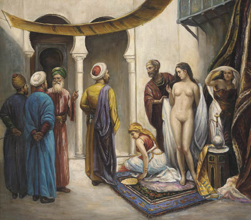 Harem Slaves http://mulattodebate.forumchitchat.com/post/White-supremacy-caused-by-white-slavery-4931309