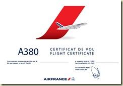 A380_Certificat de vol
