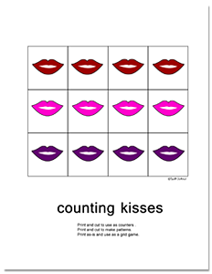 countingkisses
