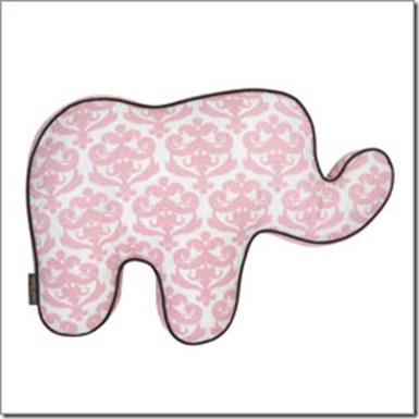 Dwellstudio Blossom Elephant