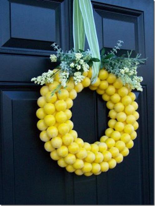 Kimba wreath