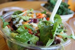 genas salad