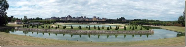 château de Fontainebleau (8) Panorama
