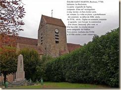 église de Recloses