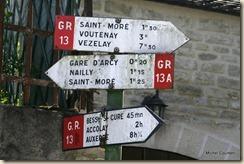 panneaux indicateurs