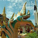 33 m long sleeping Buddha Temple
