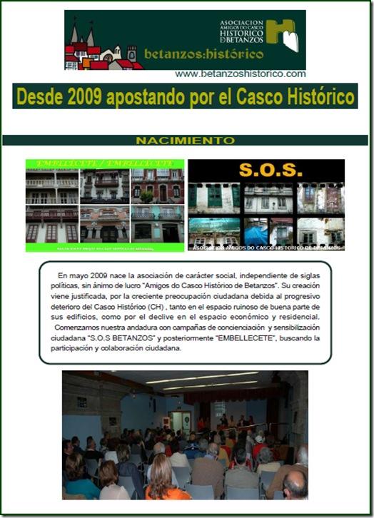 memoria 2009 - 2011