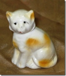 Cat Made In Japan Sitting