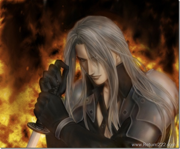 Sephiroth_by_K_DDS