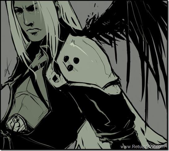 Sephiroth_by_lilykane