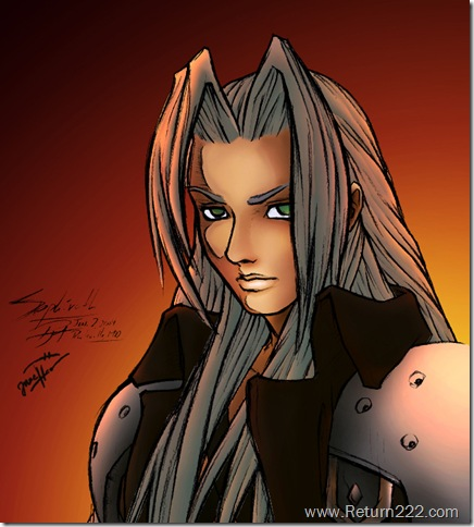 Sephiroth_by_maehao
