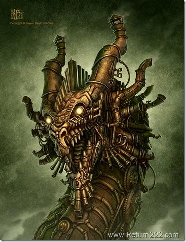 Steampunk_Dragon_by_kerembeyit