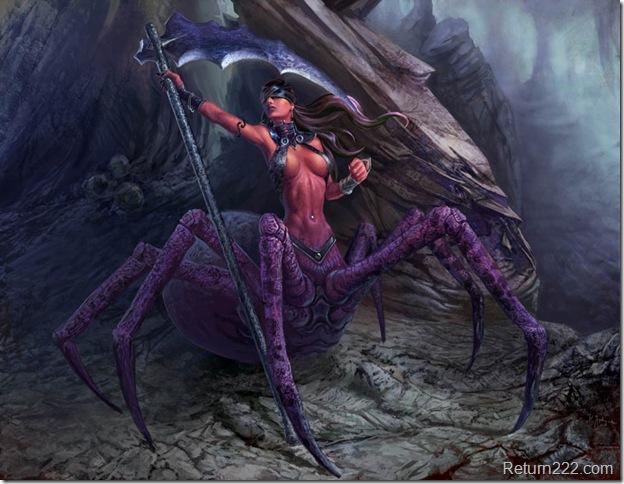 Spider_Queen_by_karolcia12