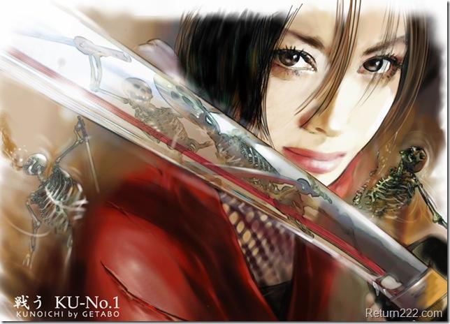 KU_No_1_kunoichi_by_GETABO