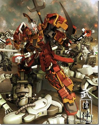 Shin_Musha_Gundam_by_sandrum