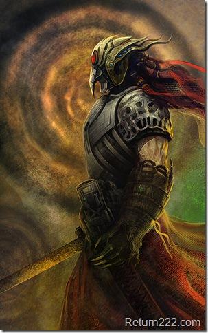 Warrior_by_venkatvasa