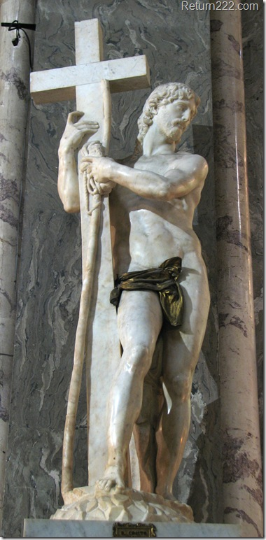 Michelangelo-Christ