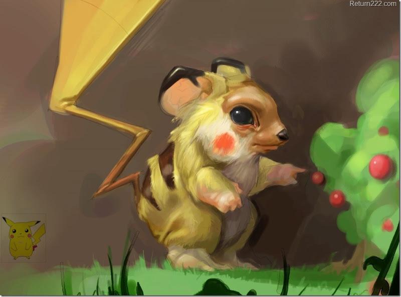 Pikachu_by_SoupAndButter