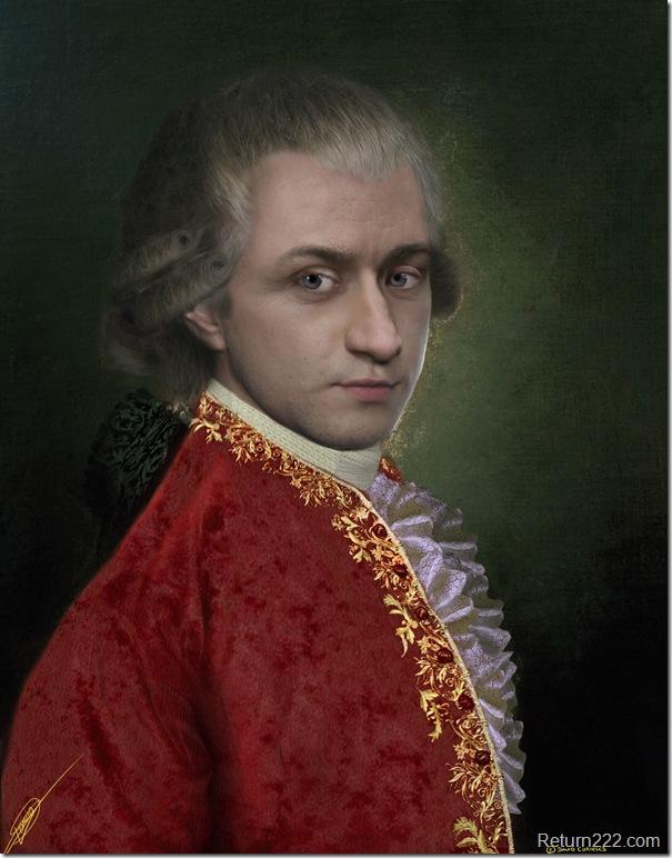 Papiel Mozart 1