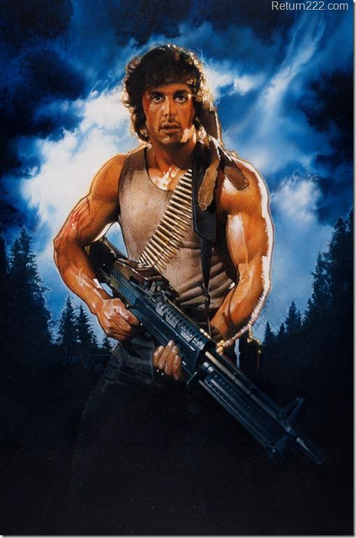 Drew-Struzan-Rambo