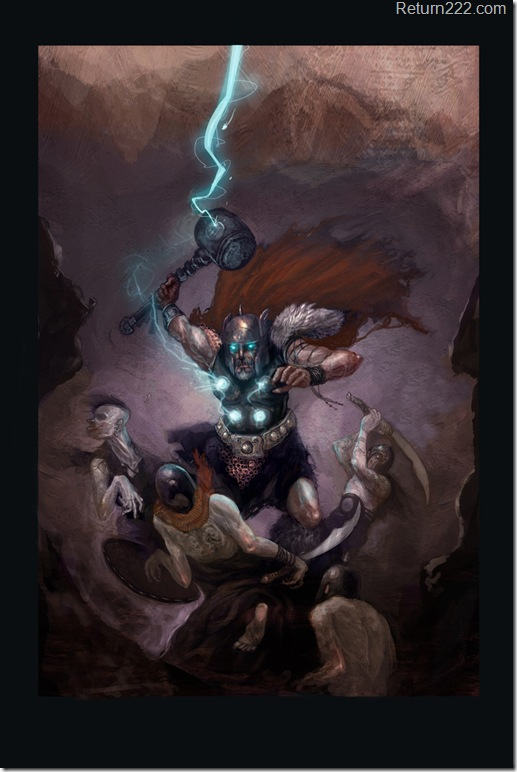 Thor_by_Jlacera