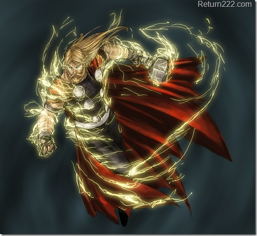 Thor_by_YamaO
