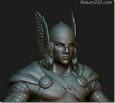 Thor_Model_WIP_4