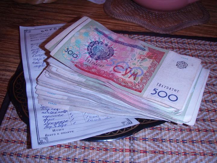 Узбекская валюта курс