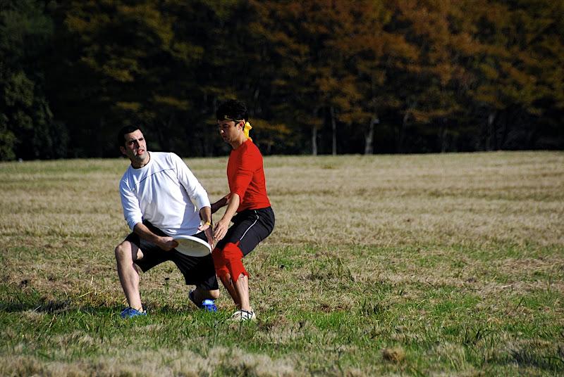 Yoshio marks Tamir