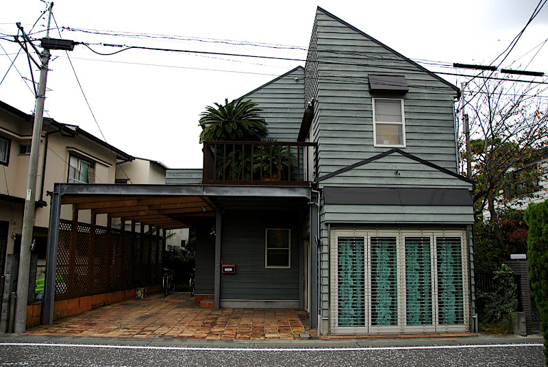 My favorite house in Chigasaki