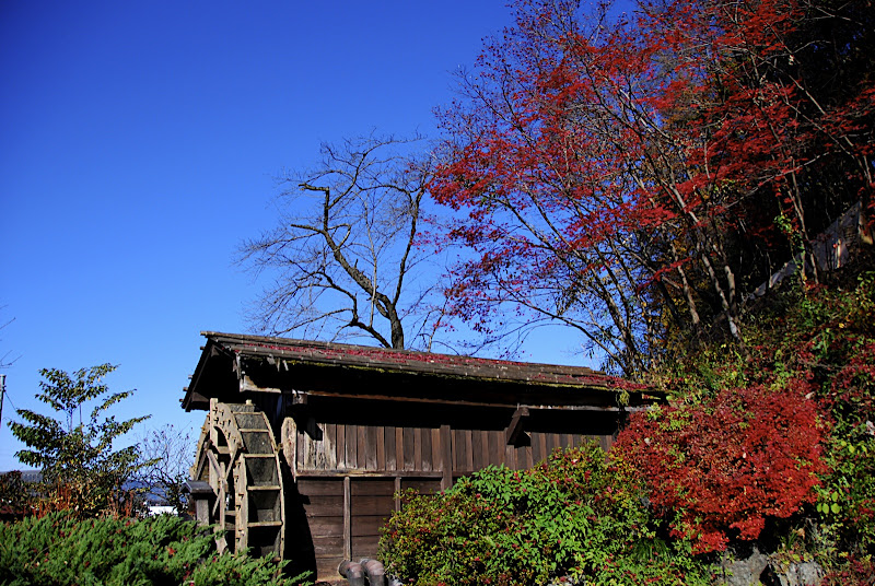 An old mill in Chichibu