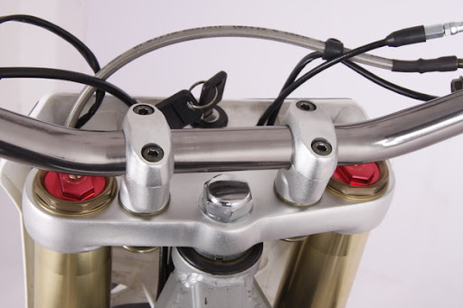 250cc Crossfire XZ250R Dirt Bike triple clamp